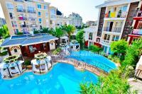 Apartmán  2-кк Sluneční pobřeží